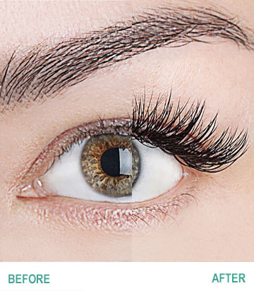 eb4919c214b We have so much confidence in the quality of our products and services that  we are sure that you will be pleased with your lashes for 3-5 weeks  (depending ...